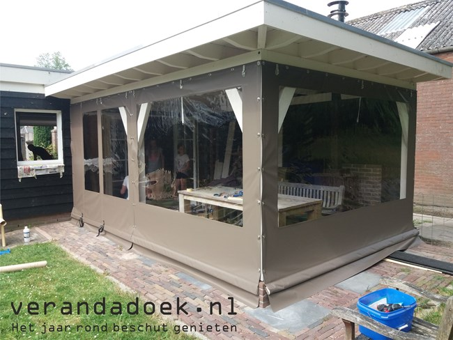 Extreem Home - Verandadoek.nl #TH54